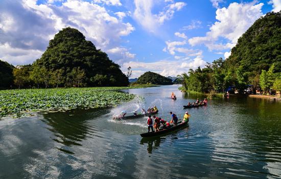 云南最好玩的地方不是丽江,而是坝美