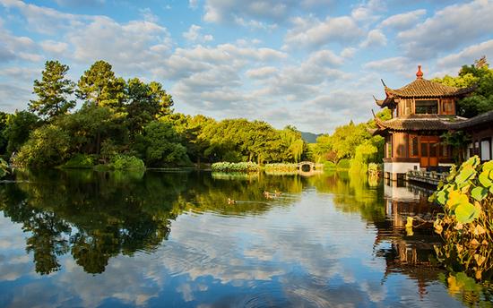 诗情画意绘西湖 恋上西湖的六个理由图片