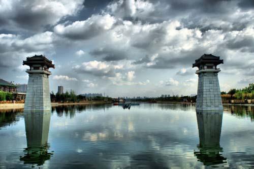 漢城湖 圖片