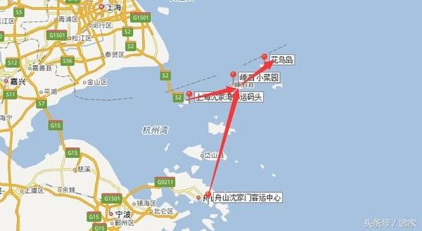 重庆-舟山7处海岛攻略:原来上海是海岛摄影棚杨家舟山坪攻略一日游周边图片
