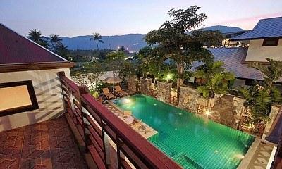 泰国苏梅岛豪华度假别墅