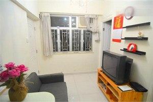 庙街两室公寓,靠近MTR,最棒选择!
