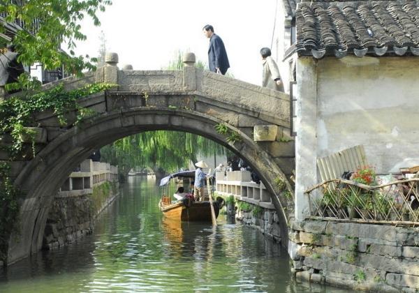 从江苏周庄到上海南侨镇自驾游共多少公里