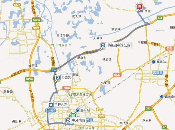 嘉兴旅游指南 西塘在哪里图片