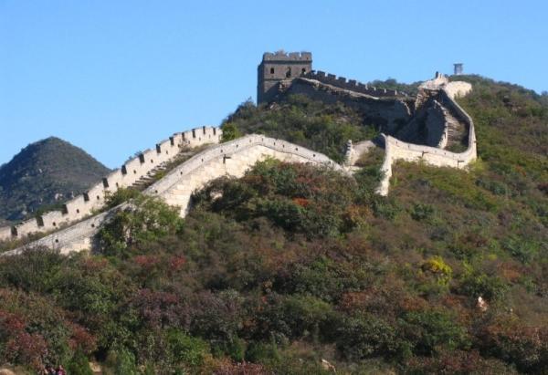 北京旅游景点:长城