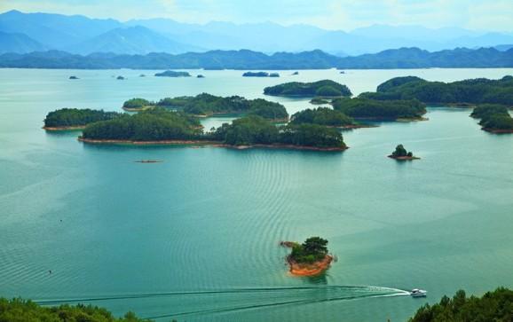 千岛湖景点图片欣赏