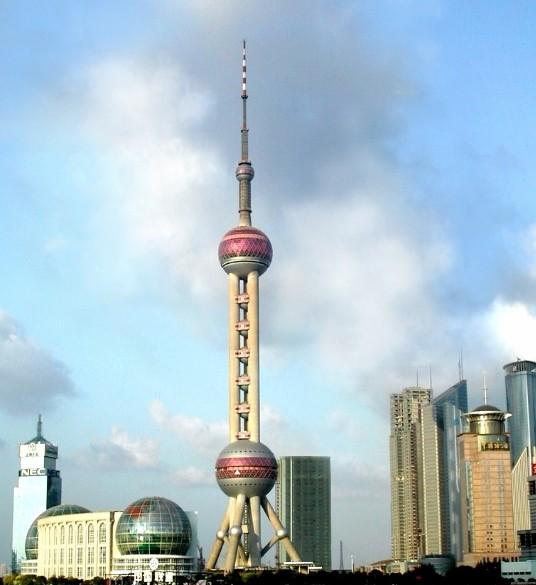 上海东方明珠塔 上海东方明珠塔门票图片