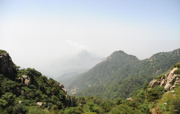 只关于山东风景图片