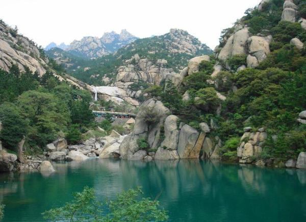崂山景区高清图片