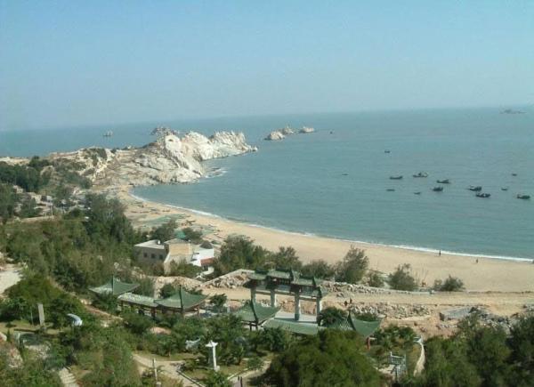 这里风景优美,建筑独特,您想知道湄洲岛的历史吗?