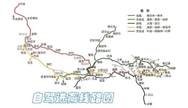 广州出发自驾游路线(高分)
