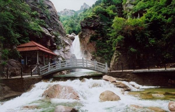青岛崂山高清图片