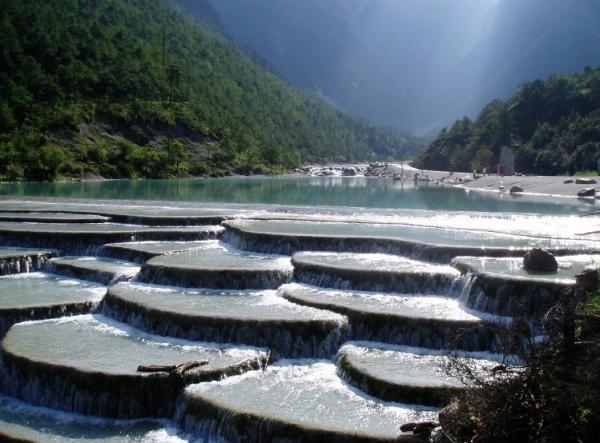 云南玉龙雪山风景区 玉龙雪山图片欣赏