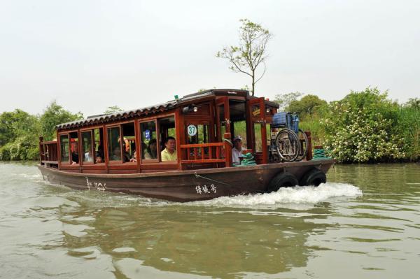 杭州西溪湿地旅游2013西溪玩法旅游攻略游戏鬼寺湿地图片