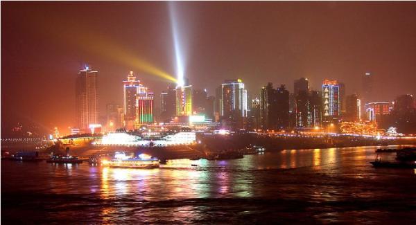 重庆最著名的风景