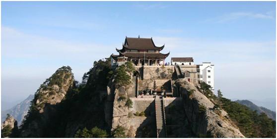 九华山旅游景点介绍 九华山旅游景点大全图片
