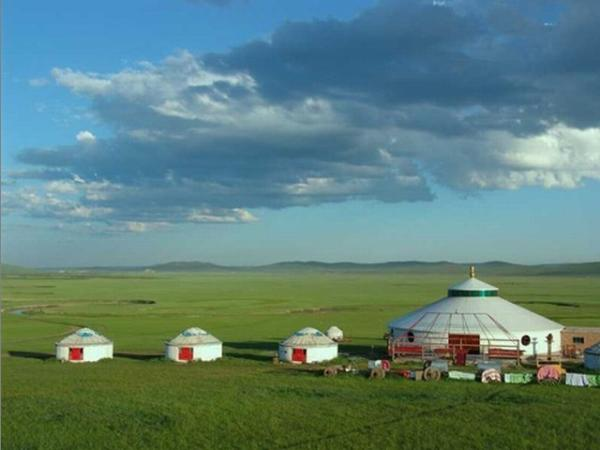 木兰草原风景