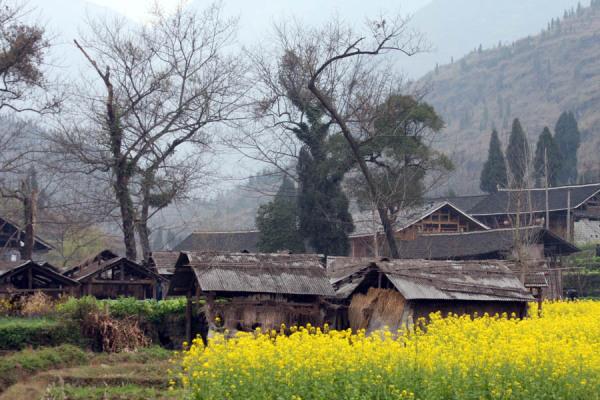 贵州铜仁民族风景园