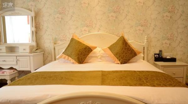 1,  厦门住宿推荐-万达广场途家斯维登度假公寓 欧式风格装修,房内