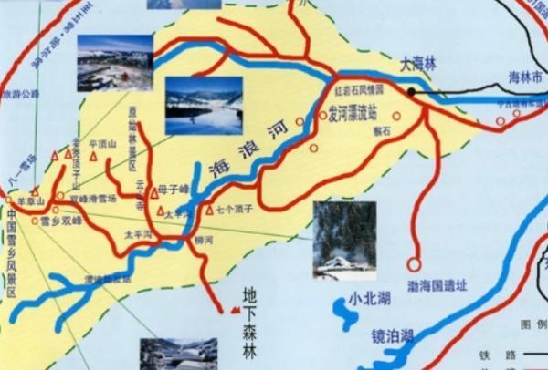 牡丹江旅游指南