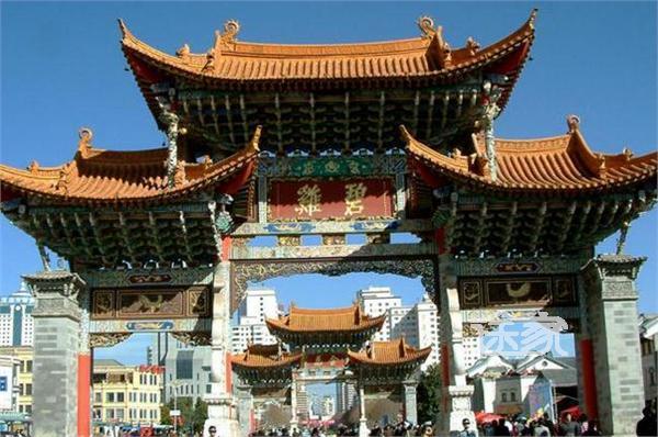 昆明市区景点_云南昆明的旅游景点有哪些-_感人网