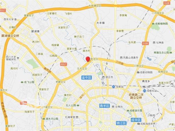成都市旅游地图_成都市区景点地分布图片 成都市区景点地分布图片大全_社会热点 ...