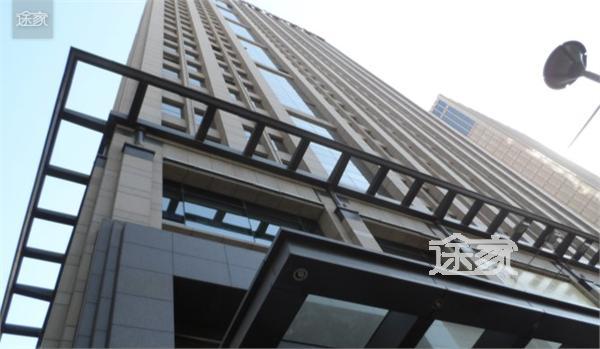 2013北京世贸天阶圣诞节住宿推荐:世界城酒店公寓外观-2013北京世