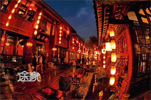 四川成都旅游景点有哪些 成都市区旅游景点介绍 高清图片