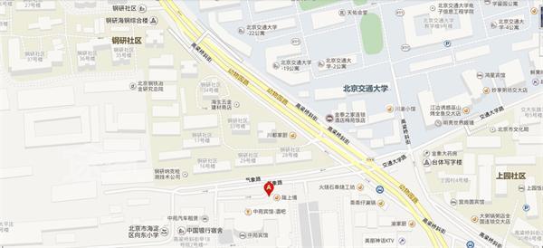 7天连锁酒店北京动物园店:北京市海淀区高粱桥斜街19号2号楼 速8酒店