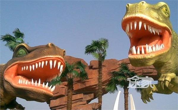 2014中华恐龙园 国际恐龙节 时间 中华恐龙园有什么好玩的