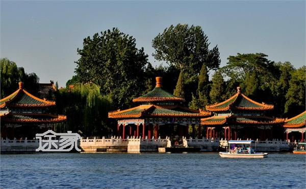 北京北海公园周边住宿 北海公园附近酒店推荐图片