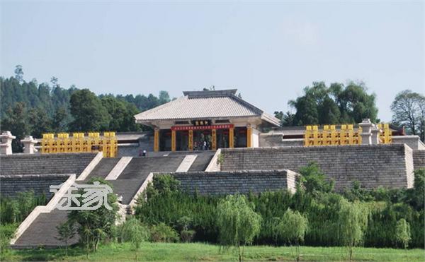 2014黄帝陵风景区景点介绍 黄帝陵风景区图片