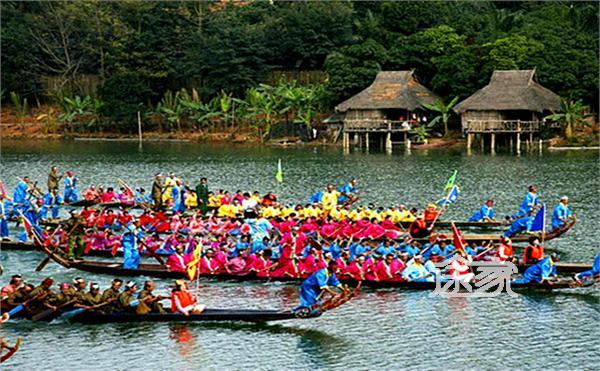 傣族泼水节习俗 傣族泼水节的由来