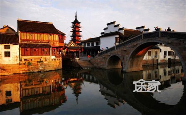 上海到千灯古镇旅游-2014上海到千灯古镇怎么走 上海到千灯古镇旅游高清图片
