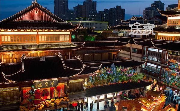 上海旅游景点大全 上海旅游景点推荐