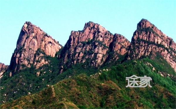 石家庄景点:黄金寨原生态旅游区