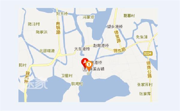 2014上海到锦溪古镇怎么走 上海到锦溪古镇旅游攻略高清图片