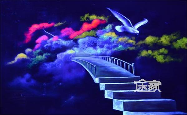 2014广州夜光3d艺术展时间 2014广州夜光3d艺术展游玩