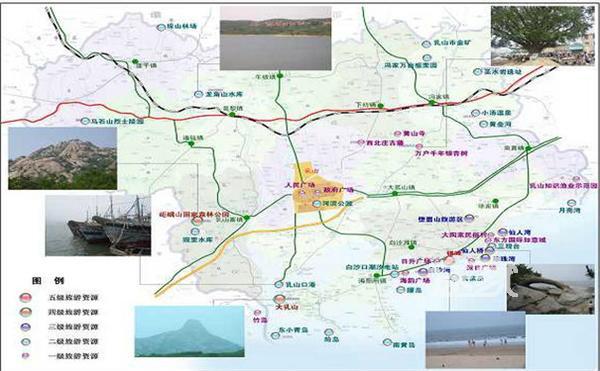 威海市仙霞路地图