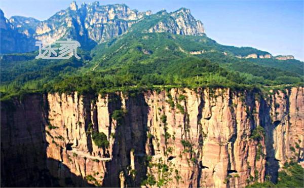 太行山郭亮村在哪里 太行山郭亮村景点介绍图片