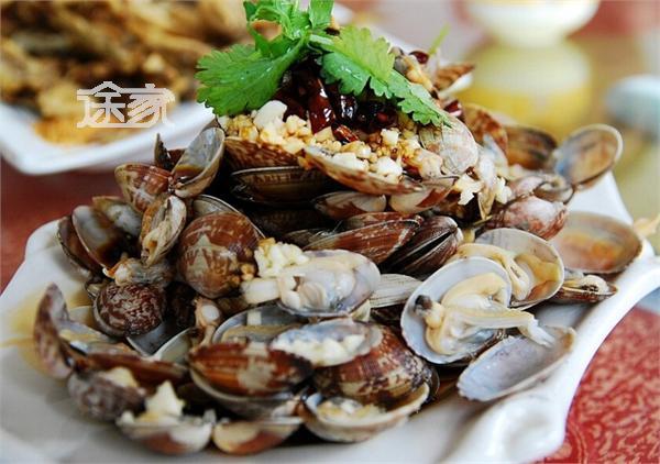 美食很多游客在去北戴河v美食之前,都想了解的关于北戴河攻略紫菜.天下汤美这是食图片