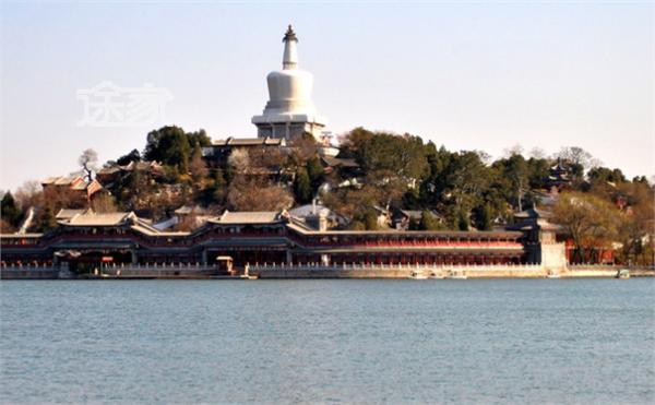 北京故宫周边景点推荐:北海公园-北京故宫周边景点大全 北京故宫周图片