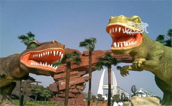 中华恐龙园景点介绍 2014中华恐龙园开放时间