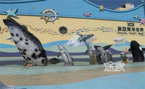 大连老虎滩海洋公园和圣亚海洋世界哪个好玩?