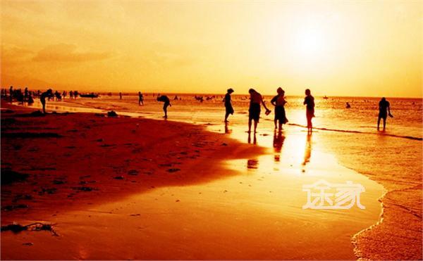 青岛金沙滩海水浴场-青岛有几个海水浴场 青岛哪个海水浴场好