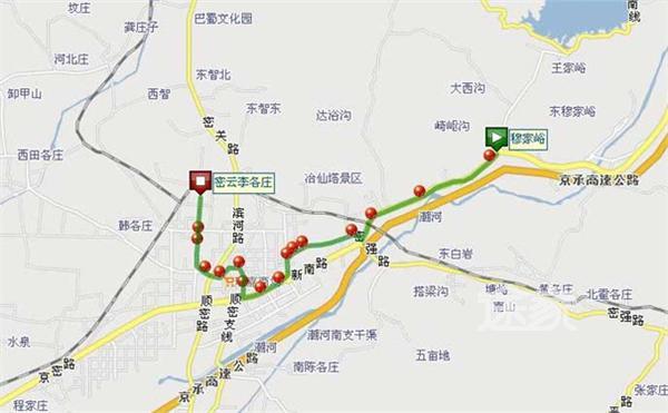 北京灵山交通路线图-北京灵山在哪 北京灵山交通指南