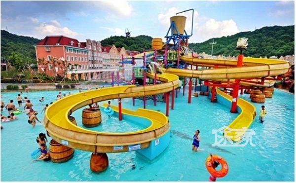 凤龙湾风景区童话乐园