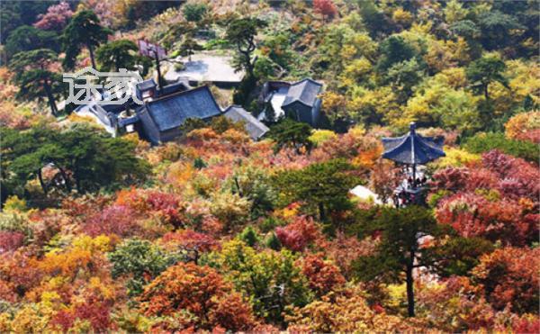 是北京周边最具文化底蕴的风景名胜区之一.