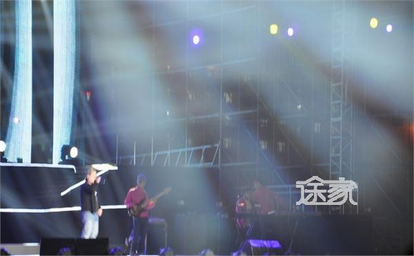 2014济南汽车音乐节时间 地点 门票 2014济南汽车音乐节阵高清图片