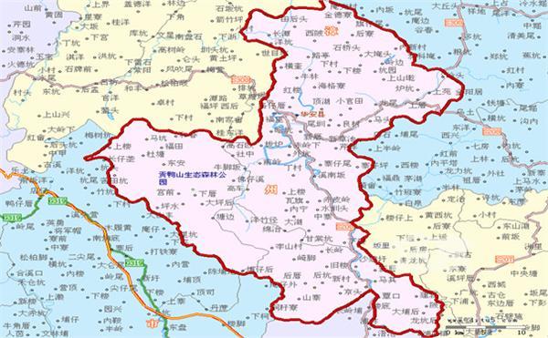 漳州地图 漳州旅游地图